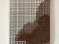Deinstitutionierung II 2019 Stahl, Edelstahl, Kupfer 50 x 32 cm