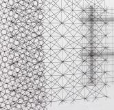Gitternetz-Ausschnitt