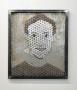 Mark Z, 2018 Metallcollage, Sthal, Edelstahl, Kupfer 66 x 77 cm